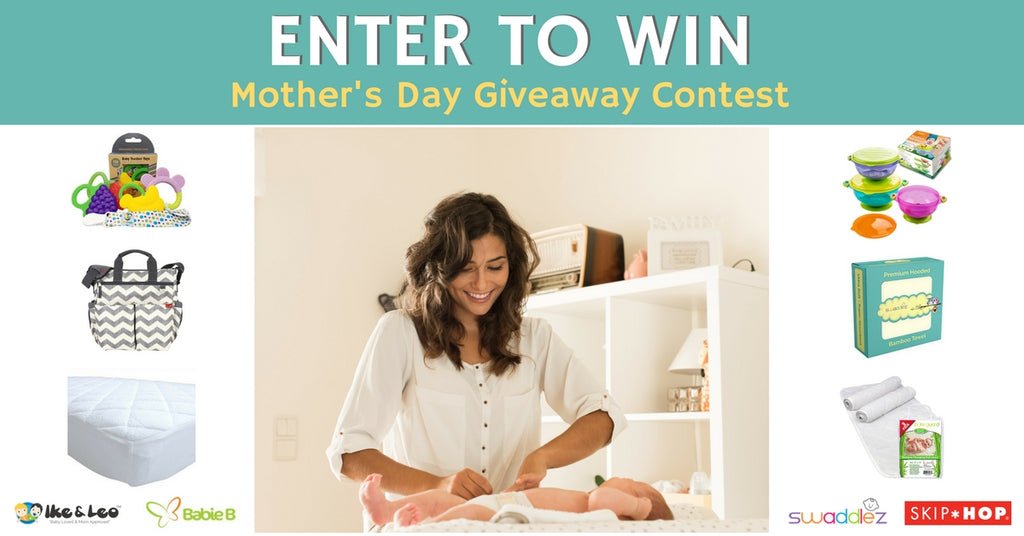 mothers day giveaway baby toddler