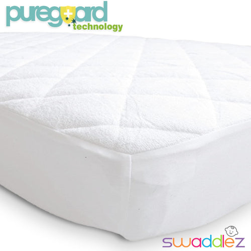Pack N Play Mattress Pad Cover -  Ultra Soft Bamboo