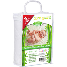 Swaddlez [3 pack] Bamboo Changing Pad Liners