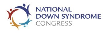National Down Syndrome Congress Receives November's Donations