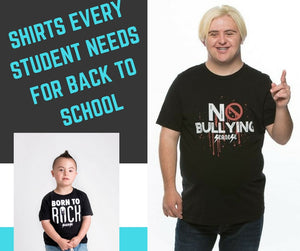 Shirts Every Student Needs for Back to School