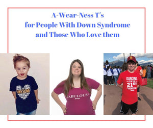 Shirts for People with Down Syndrome
