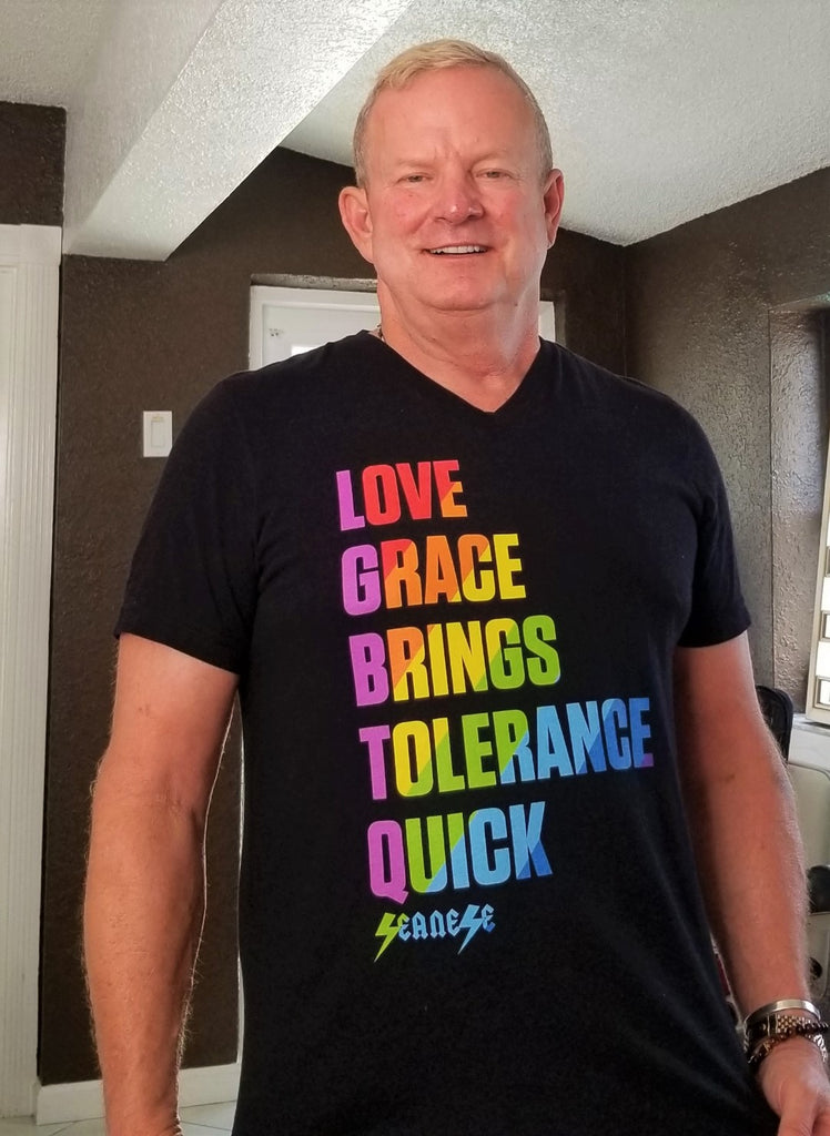 Love Grace Brings Tolerance Quick