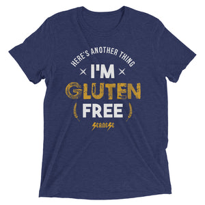 Upgraded Soft Short sleeve t-shirt---I'm Gluten Free---Click for more shirt colors