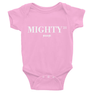Infant Bodysuit---21Mighty---Click for more shirt colors