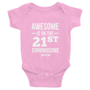 Infant Bodysuit---AWESOME WHITE DESIGN---CLICK FOR MORE SHIRT COLORS
