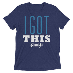 Upgraded Soft Short sleeve t-shirt---I Got This--Click for more shirt colors