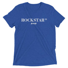 Upgraded Soft Short sleeve t-shirt---21Rockstar---Click for more shirt colors
