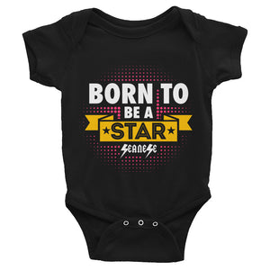Infant Bodysuit---Born to Be The Boss