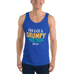 Unisex Tank Top---I've Got a Grumpy Going On---Click for more shirt colors