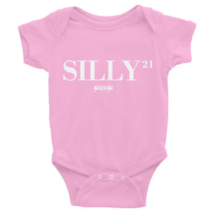 Infant Bodysuit---21Silly---Click for more shirt colors