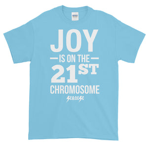 Short sleeve t-shirt Thick Cotton to Make Dad Happy---Joy---Click for more shirt colors