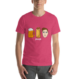 Short-Sleeve Unisex T-Shirt---Best Date Ever for Girls---Click for more shirt colors
