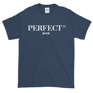 Short sleeve t-shirt Thick Cotton to Make Dad Happy---21Perfect---Click for more shirt colors