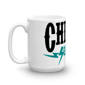 Mug Chillax Black Green Design