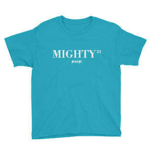Youth Short Sleeve T-Shirt---21Mighty---Click for more shirt colors