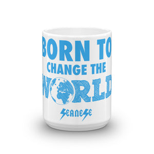 Mug---Born To Change The World