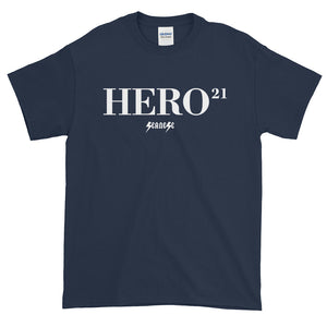 Short sleeve t-shirt Thick Cotton to Make Dad Happy---21Hero---Click for more shirt colors