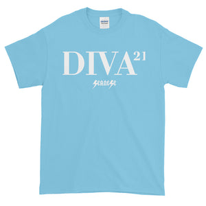 Short sleeve t-shirt Thick Cotton to Make Dad Happy---21 Diva---Click for more shirt colors