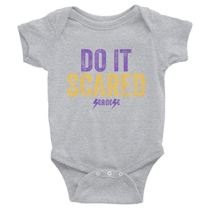 Infant Bodysuit---Do It Scared---Click for more shirt colors