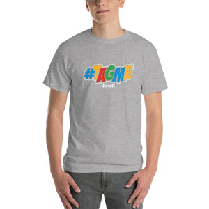 Short Sleeve T-Shirt Thick Cotton To Make Dad Happy---#TagMe---Click for more shirt colors