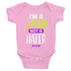 Infant Bodysuit---I'm A Hugger Not a Hater---Click for more shirt colors