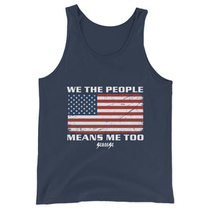 Unisex  Tank Top---We The People---Click for more shirt colors