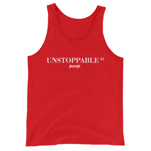 Unisex  Tank Top---21Unstoppable---Click for more shirt colors