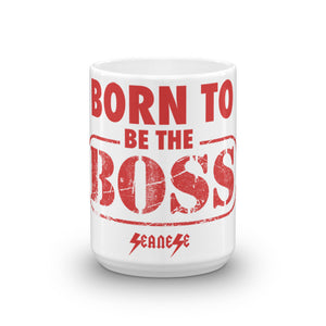 Mug---Born to Be the Boss