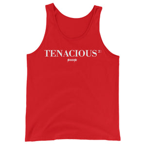 Unisex  Tank Top---21Tenacious---Click for more shirt colors