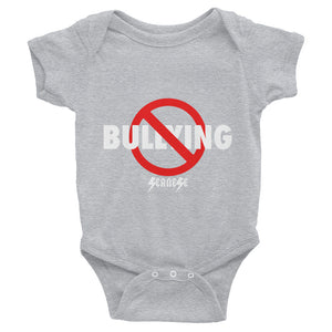 Infant Bodysuit---No Bullying---Click for More Shirt Colors