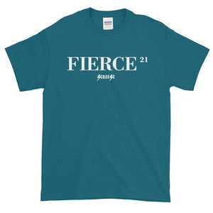 Short sleeve t-shirt Thick Cotton to Make Dad Happy---21Fierce---Click for more shirt colors