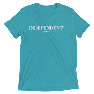 Upgraded Soft Short sleeve t-shirt---21Independent---Click for more shirt colors
