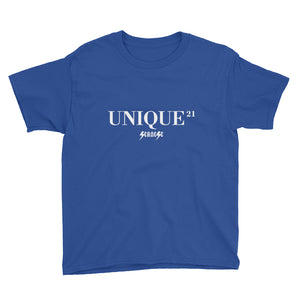 Youth Short Sleeve T-Shirt---21Unique---Click for more shirt colors