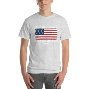 Short-Sleeve T-Shirt Thick Cotton To Make Dad Happy---We The People---Click for more shirt colors