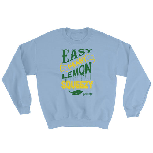 Sweatshirt---Easy Peasy---Click for more shirt colors