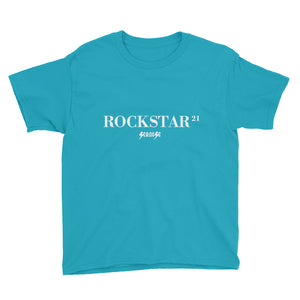 Youth Short Sleeve T-Shirt---21Rockstar---Click for more shirt colors