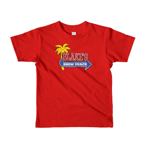 Toddler Short sleeve kids t-shirt---Blake's---Click for more shirt colors