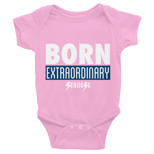 Infant Bodysuit---Born Extraordinary---Click for more shirt colors