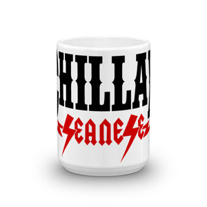 Mug Chillax Black and Red Design