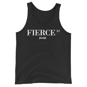 Unisex  Tank Top---21Fierce---Click for more shirt colors