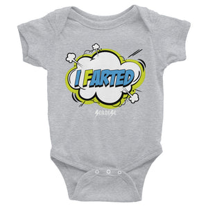 Infant Bodysuit---I Farted---Click for more shirt colors