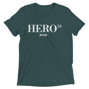 Upgraded Soft Short sleeve t-shirt---21Hero---Click for more shirt colors