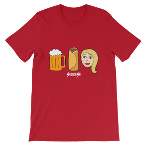 Short-Sleeve Unisex T-Shirt---Best Date Ever---Click for more shirt colors