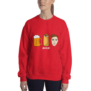 Sweatshirt---Best Date Ever for Girls---Click for more shirt colors