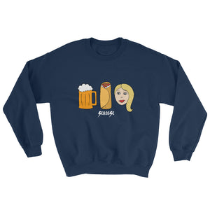 Sweatshirt---Best Date Ever---Click for more shirt colors