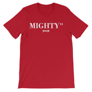Unisex short sleeve t-shirt---21Mighty---Click for more shirt colors