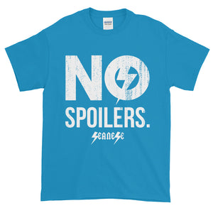 Short-Sleeve T-Shirt Thick Cotton to Make Dad Happy---No Spoilers---Click for more shirt colors