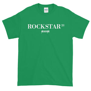 Short sleeve t-shirt Thick Cotton to Make Dad Happy---21Rockstar---Click for more shirt colors