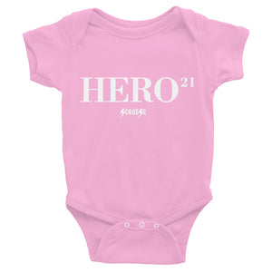 Infant Bodysuit---21Hero---Click for more shirt colors